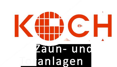 Logo Zaunbau Koch hell
