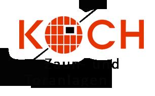 Logo Zaunbau Koch dunkel klein